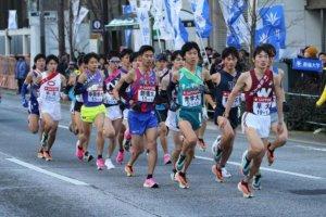 日本箱根驿传逾8成跑者穿同款鞋引关注