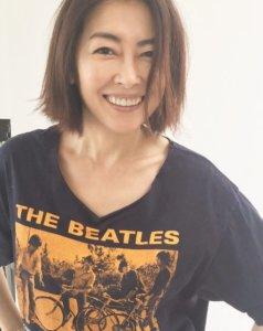 49岁中山美穗崩坏照曝光网友惊呆「还我女神」