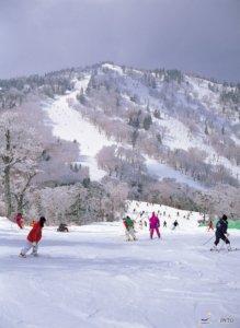 安比高原滑雪场