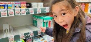 武汉肺炎疫情严峻抢买口罩嘉大教师游日本冲绳买不到