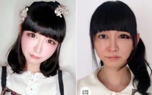日本Lolita系美少女竟是42岁爸爸网民惊呼:保养超好