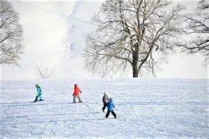 全景渡假村滑雪场