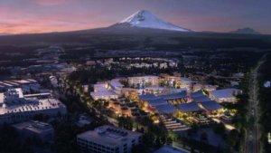 汽车商建造城市丰田:打造生活实验室