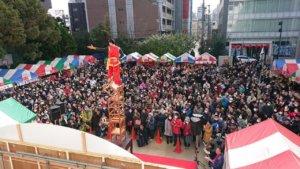 侨务委员长吴新兴出席2020大阪春节祭传扬台湾文化