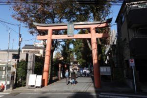 实现女性愿望闻名、隈研吾所建的神乐坂超时尚神社–东京赤城神社