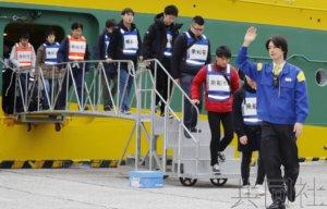 日本海保在客船进行反恐演练 着眼东京奥运