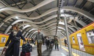 东京Metro银座线涩谷站全新开业