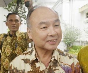 孙正义与印尼总统会谈 有意投资迁都计划
