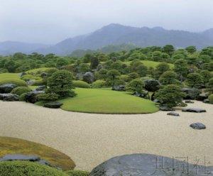 足立美术馆连续17年位居日本庭园榜首