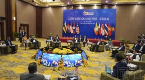 东盟外长会议基本同意与美举行特别首脑会议