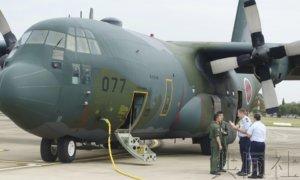 日本空自飞机抵达澳大利亚支援灭火