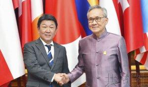 日本外相表态会为泰国参加TPP提供帮助