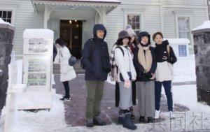 日本旅行社匆忙应对中国游客取消预约