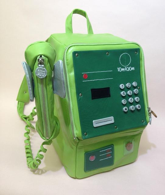 「#女の価値を決めるバッグ」は公衆電話バッグなり【連載:アキラの着目】