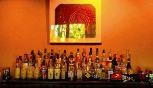 成熟大人的微醺浪漫: Tan's bar