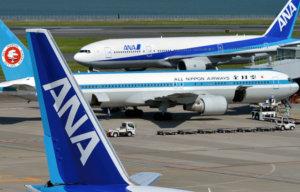 详讯:全日空扩大中国航线停飞和减少航班规模
