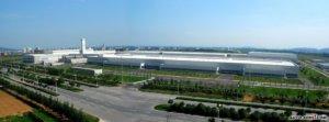 马自达南京工厂因新型肺炎推迟复工
