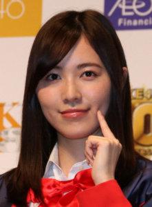 SKE48成员中最后的一期生松井珠理奈宣布毕业