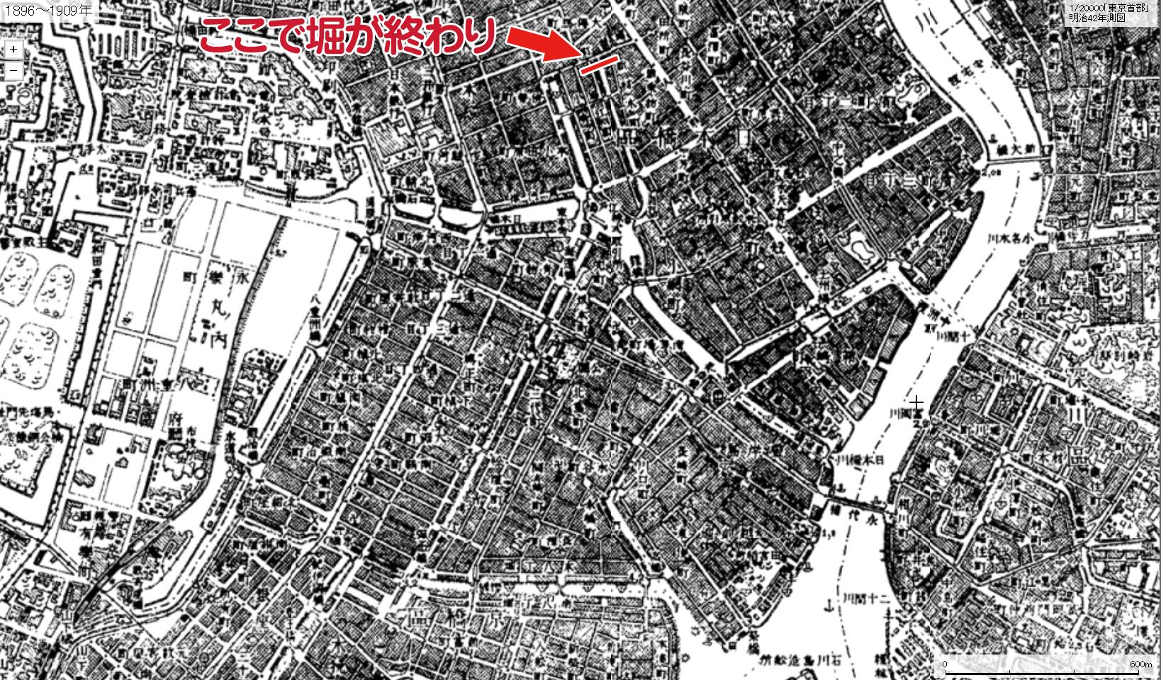 東京の様々な地名の由来 ~日本橋堀留町(東京都中央区)~【連載:アキラの着目】