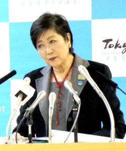 东京都知事反击伦敦市长候选人接手东京奥运会的言论