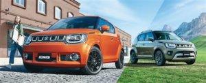 铃木日规Ignis推出小改款MF专属车型更有跨界风格
