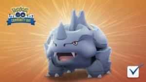 《Pokémon GO》2月社群日主角「独角犀牛」正式确定!社群日活动2月22日即将展开
