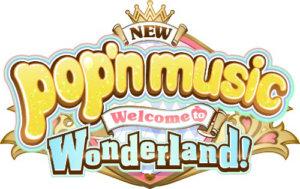人气音乐节奏《动感音乐》大型机台最新作《New pop'n music Welcome to Wonderland!》公开