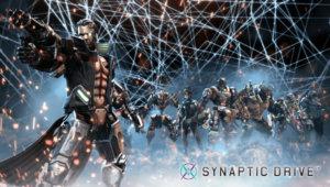 组合最强机体打败所有人!线上对战射击游戏《Synaptic Drive》发售资讯公开