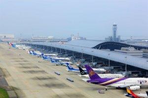 新型肺炎导致日本31%中国航班停飞