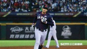 奥运/决定了日本武士队4番就是他