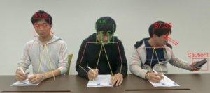 日本团队开发作弊侦测AI,协助考官即时发现作弊行为