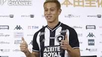 日本球员本田圭佑正式亮相巴西豪门博塔弗戈