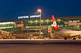 来自台日韩星马港旅客土耳其机场实施检疫