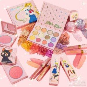《美少女战士》推出精美主题化妆品 秒变粉嫩少女