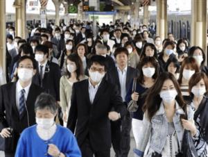 热点:疫情促使日企错峰通勤和远程办公动向扩大