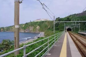 新泻县:青海川站