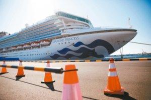 快讯:撤回游轮上美国乘客的包机从羽田机场出发