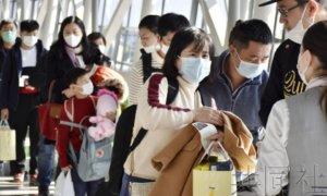 春节长假后返回中国工作的日本人感到不安