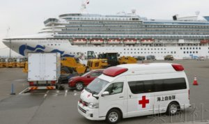 焦点:中国以外新冠病毒感染仅在横滨港游轮出现骤增
