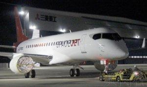 三菱飞机社长将易人 首次交货已6度推迟
