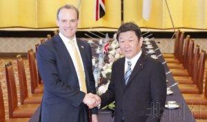 详讯:日英外长就尽早启动经济协定谈判达成一致