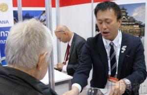 日本参加以色列国际旅游展 期待直航促进往来