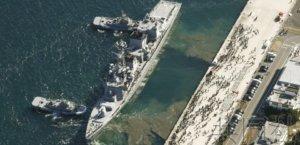详讯:海自护卫舰启程前往中东 安倍称意义重大