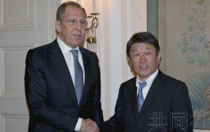 详讯:日本外相希望俄外长尽快访日