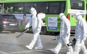 日本上调韩国大邱传染病危险提醒级别
