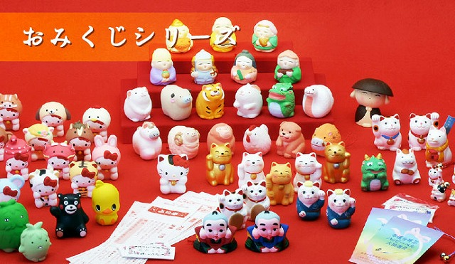 陶器製人形のおみくじを作りたい神社仏閣に朗報【連載:アキラの着目】
