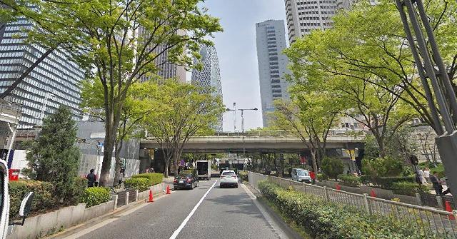 西新宿副都心