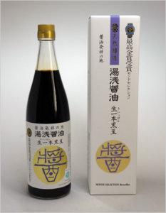 汤浅酱油生一本黑豆