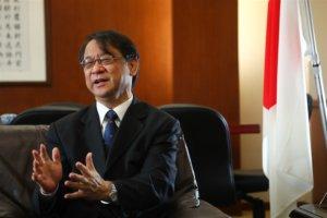 311震灾台湾不离不弃泉裕泰:日本一直刻在心中