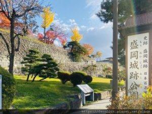 盛冈城迹公园/岩手公园